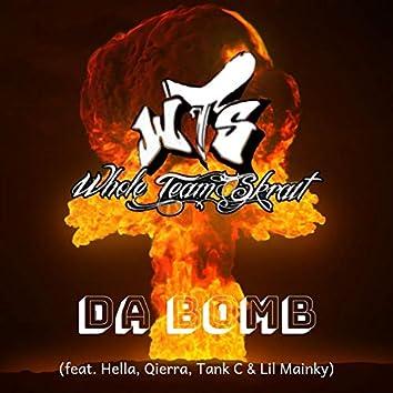 Da Bomb (feat. Hella, Qierra, Tank C & Lil Mainky)