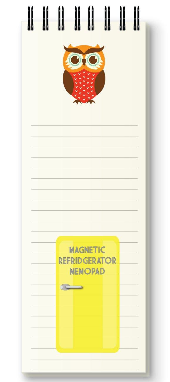 Nourish Magnetic Fridge Memo Pad (50 Pages)