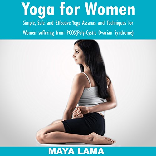 Yoga for Women audiobook cover art