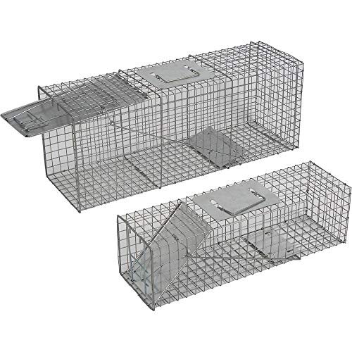 Woodstream Corp Live Animal Cage (Two for one deal)