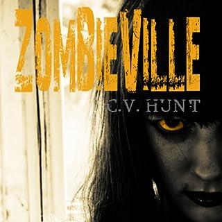 Zombieville audiobook cover art
