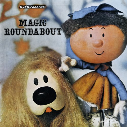 Vintage Beeb: The Magic Roundabout cover art