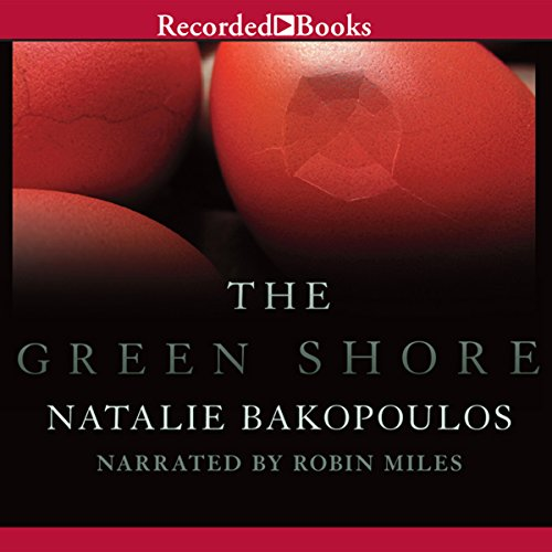The Green Shore audiobook cover art