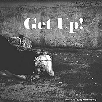 Get Up Remix (feat. Dakarai Spiritual, Antonia Marquee & Car Tune)