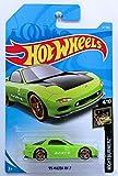 Hot Wheels 2018 50th Anniversary Nightburnerz '95 Mazda RX-7 141/365, Green