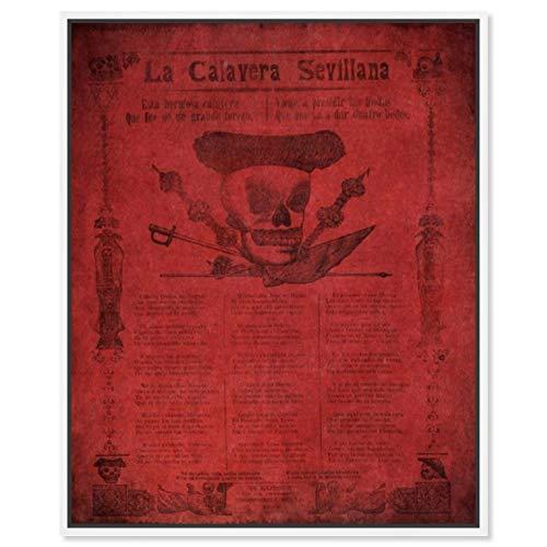 18x18-Inch Canvas Wall Art Butcher Shop II by LightBoxJournal