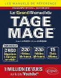 Le Grand Manuel du TAGE MAGE - 220 fiches de cours, 15 tests blancs, 2000 questions + corrigés en vidéo - édition 2018