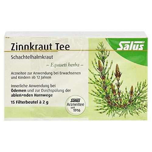 Salus Zinnkraut Schachtelhalmkraut Tee Filterbeut.