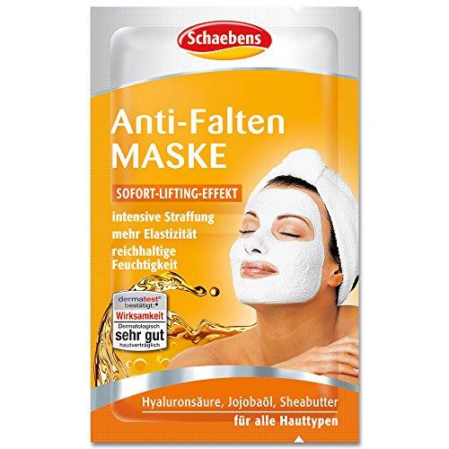 Schaebens Anti Falten Maske 2x5ml