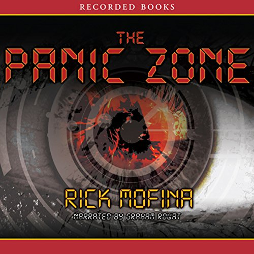Panic Zone audiobook cover art