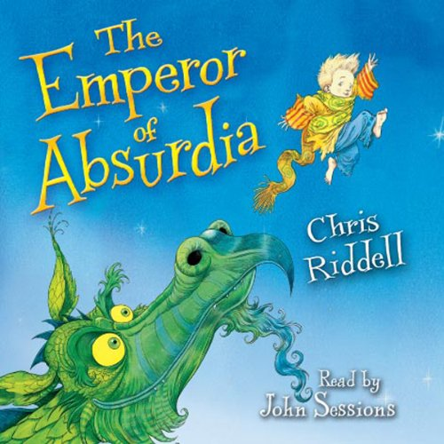 Emperor of Absurdia audiobook cover art