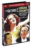 Lo Último de la Señora Cheyney v.o.s. 1937 The Last of Mrs. Cheyney