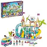 LEGO 41430 Friends Parque Acuático Summer Fun Set de Construcción con Minifiguras