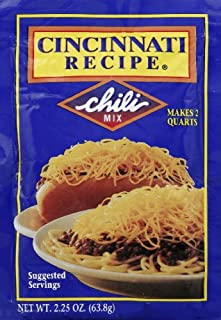 Cincinnati Recipe Mix 2.25 OZ (Pack of 3)