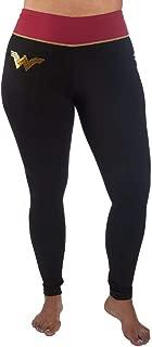 Women's Wonder Woman Yoga Athletic Pants Leggings Size