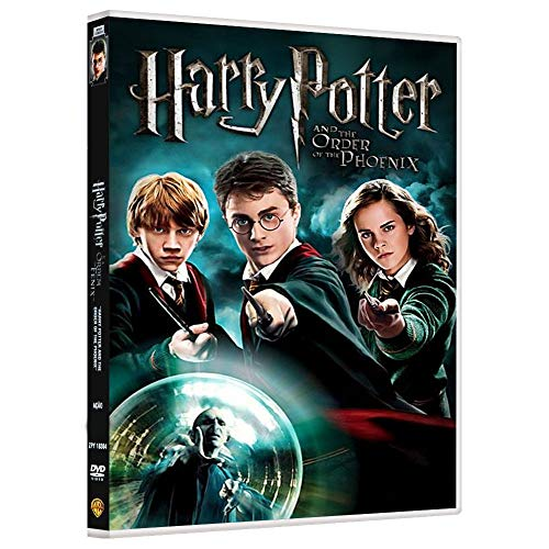 DVD Harry Potter e a Ordem da Fênix