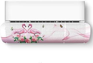 SR Aire Acondicionado Bloque Deflector de Aire frío Aire Cubierta Universal del Aire Acondicionado para Deflector de Viento montado en la Pared (Tamaño: 90 cm de Longitud) (Color : Style5)