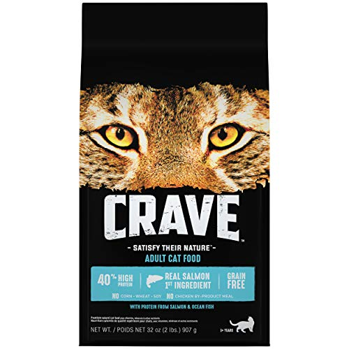 CRAVE Grain Free Adult High Protein Natural Dry...