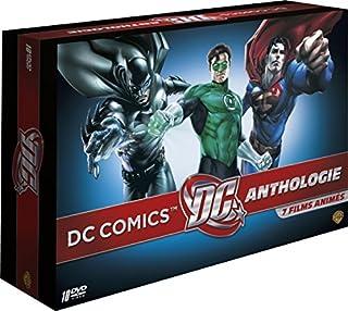 DC Comics Anthologie-7 Films animés [Édition Limitée] (B008L3I6GS) | Amazon price tracker / tracking, Amazon price history charts, Amazon price watches, Amazon price drop alerts