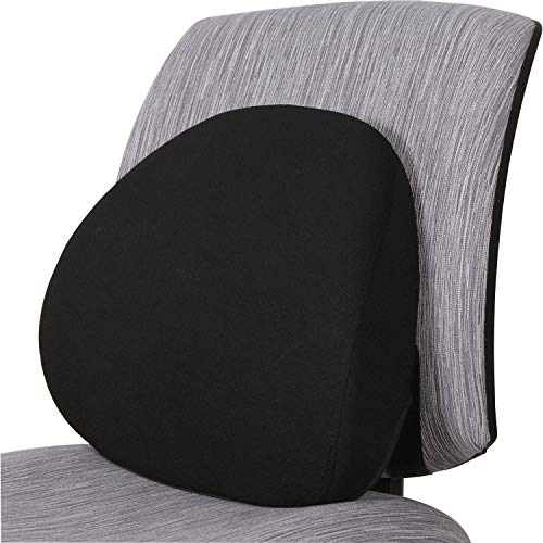 Lorell Ergo Fabric Lumbar Back Support