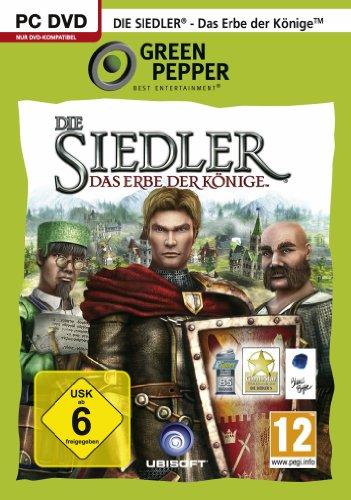 Die Siedler: Das Erbe der Könige [Green Pepper]