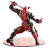 HAIZI FIGURE Deadpool Marvel Statue 18cm Kids 'Play Figuras De Acción
