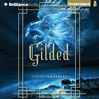 Gilded audiobook cover art
