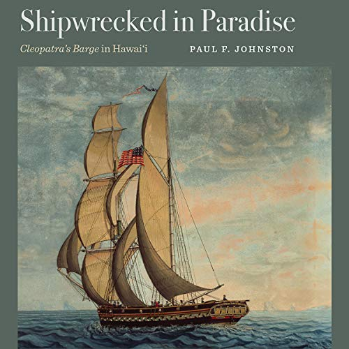 Shipwrecked in Paradise audiobook cover art