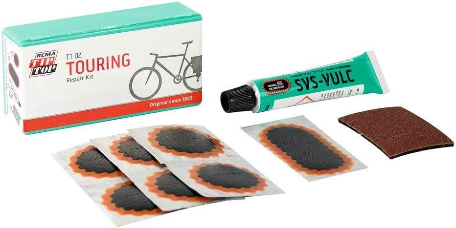Kit de reparación de bicicletas Rema Tip Top Ibérica (pegamento)