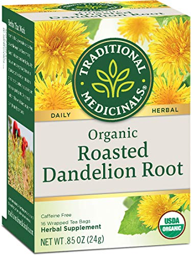 Traditional Medicinals Organic Roasted Dandelion...