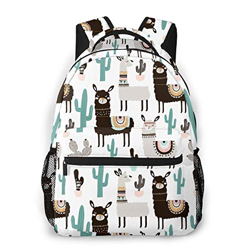 shenguang Colorful Fishes Print Custom Unique Casual Backpack School Bag Travel Daypack Gift