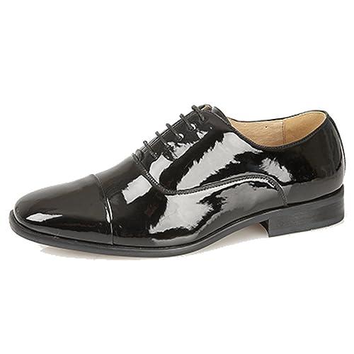 359d6a41fc8b7 Patent Leather Shoes: Amazon.co.uk