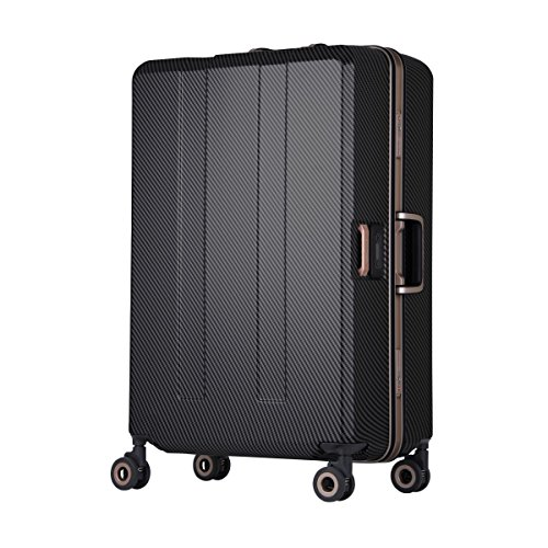 LEGEND WALKER レジェンドウォーカー スーツケース 6703N-70 ブラックカーボン