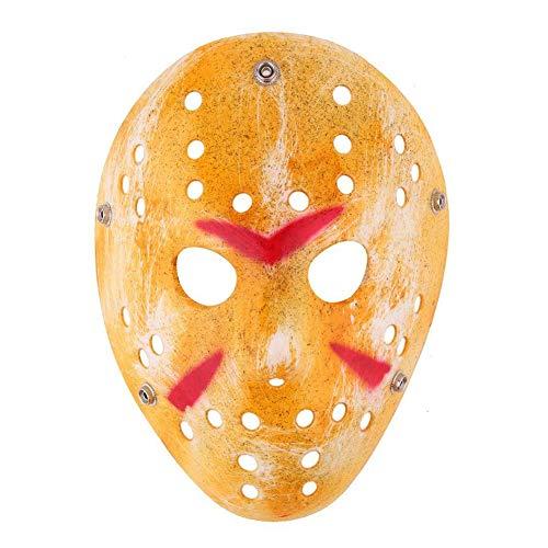 Romote Halloween Jason Maske Goldweinlese Jason Voorhees Freddy Hockey Festival Halloween-Maskerade-Partei Für Kinder Halloween Masken Maske