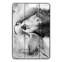 Fuleadture iPad 4/iPad 3/iPad 2/iPadカバー,耐落下性 PU + PC 衝撃防止 傷防止 三つ折りブラケット 三段角度調節 保護スマートカバー iPad 4/iPad 3/iPad 2/iPad Case-ac473