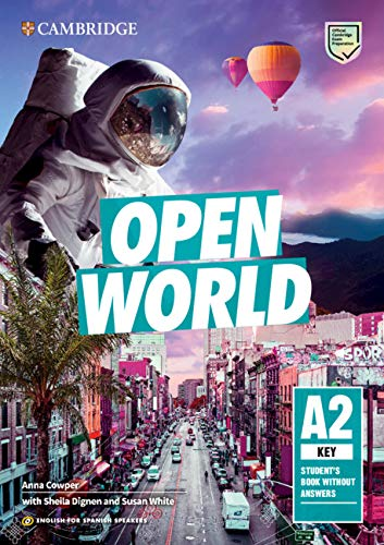 Open World Key Student's Book without Answers English