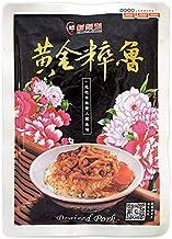 台灣有名なルーロー飯【鬍鬚張】黃金粹魯 (250g/包)[並行輸入品]