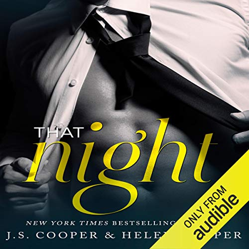 That Night audiobook cover art