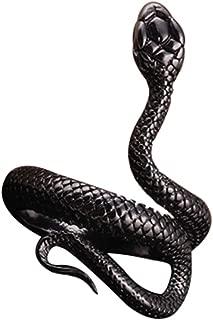 Snake Rings Fashion Animal Rings for Women Snake Ring Vintage Jewelry Rings for Men Adjustable Size