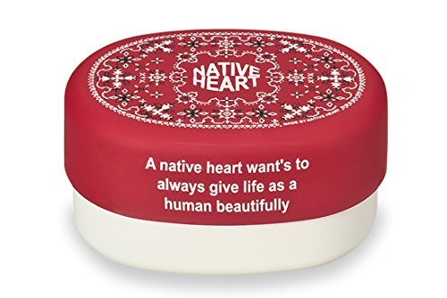 NH ovale déjeuner compact bandana rouge