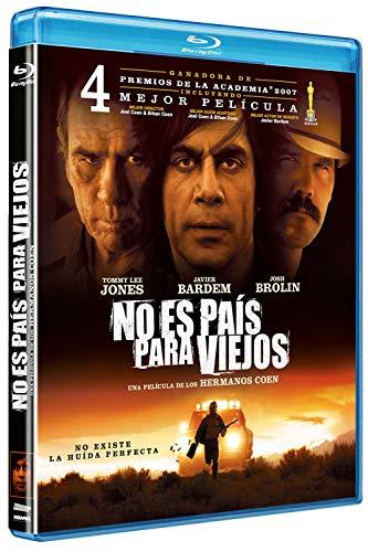 No es país para viejos [Blu-ray]...