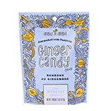 Best Ginger Candies - Gem Gem Ginger Candy Chewy Ginger Chews Review