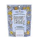Gem Gem Ginger Candy Chewy Ginger Chews (Original, 5.0oz, Pack of 1)