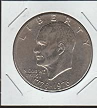 1976 Eisenhower (1971-1978) $1 Choice About Uncirculated Details