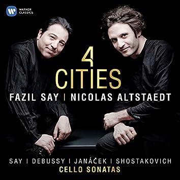4 Cities