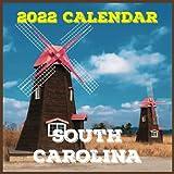 South Carolina Calendar 2022: Daily, Weekly and Monthly Planner   South Carolina 2021-2022 Planner   South Carolina Calendar and Organizer   small calendar