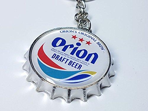 オリオンビールキーホルダー王冠型栓抜き