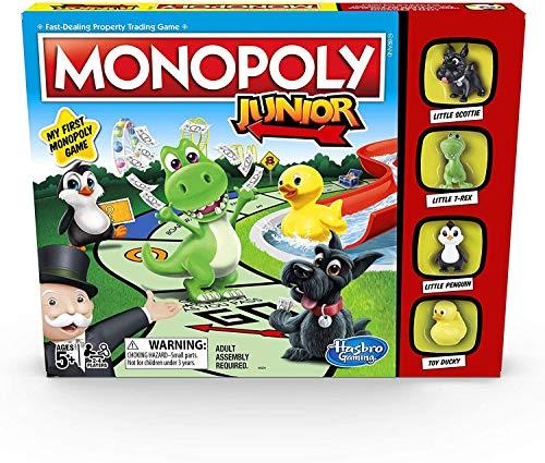 Monopoly Tablero de juego Junior Edition