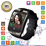 Smartwatch, FENHOO SN06 Smart Watch Phone con SIM Card Slot Camera Touch Screen Orologio...