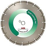 "MK Diamond 150167 MK-605W Premium Grade Blade for Green Concrete, 14"" x .125"""